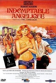 Indomptable Angélique Poster