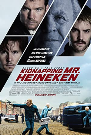 El caso Heineken (Kidnapping Mr. Heineken) - 2015