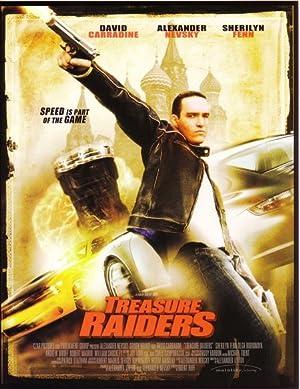 Treasure Raiders poster