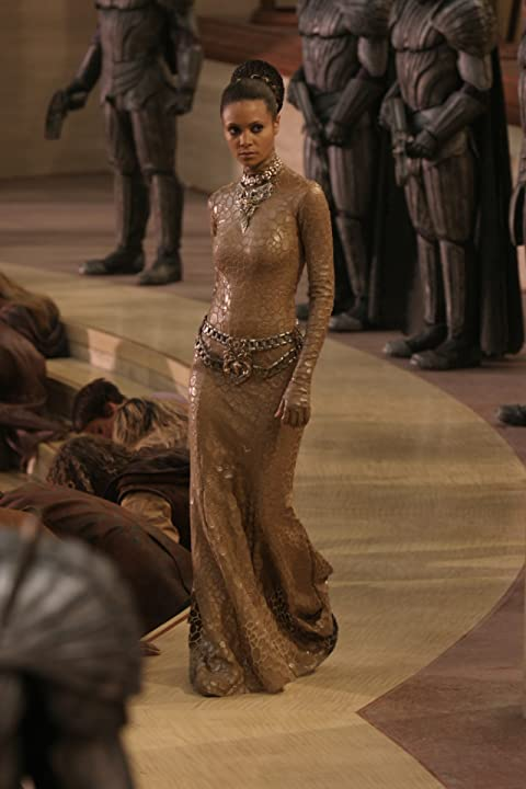 Thandie Newton in The Chronicles of Riddick (2004)