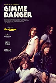 Gimme Danger (2016) Poster - Movie Forum, Cast, Reviews