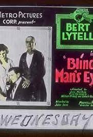 Blind Man's Eyes Poster