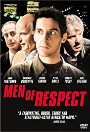 Men of Respect Poster