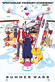 Summer Wars (2009) Poster - Movie Forum, Cast, Reviews