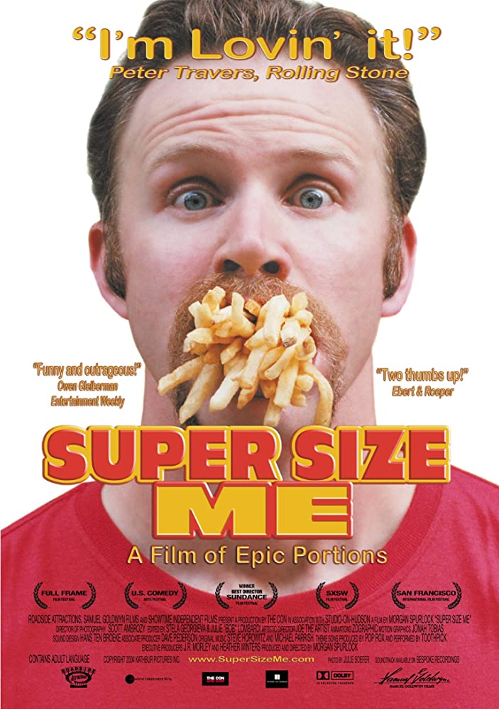 Super Size Me 2004 IMDb – Supersize Me Worksheet Answers