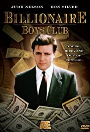 Billionaire Boys Club Poster