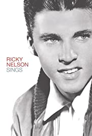 Ricky Nelson Sings Poster