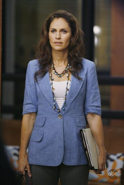 Amy Brenneman in Private Practice: The Hard Part (2009)