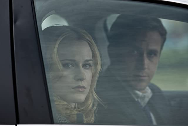 Ryan Gosling and Evan Rachel Wood in The Ides of March (2011)
