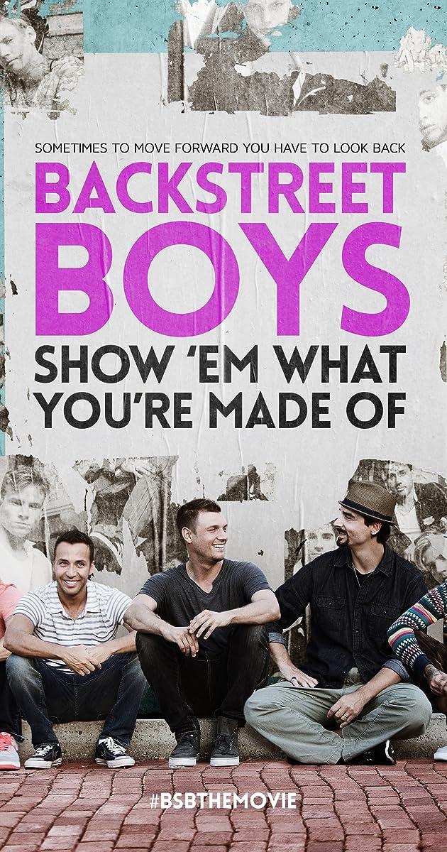 Backstreet boys: show em what you're made of legendado