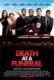 Death at a Funeral (2010) Poster - Movie Forum, Cast, Reviews