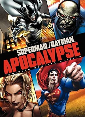 Superman Batman: Apocalypse (2010) Download on Vidmate