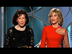 Jane Fonda and Lily Tomlin Present Best Actor in a TV Series, Comedy or Musical