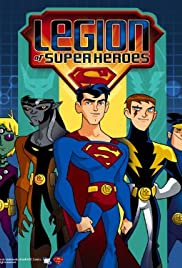Legion of Super Heroes Poster - TV Show Forum, Cast, Reviews