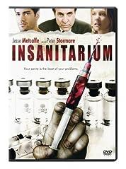 Insanitarium poster