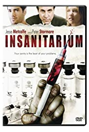 Insanitarium (2008) Poster - Movie Forum, Cast, Reviews