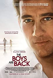 The Boys Are Back (2009) Poster - Movie Forum, Cast, Reviews