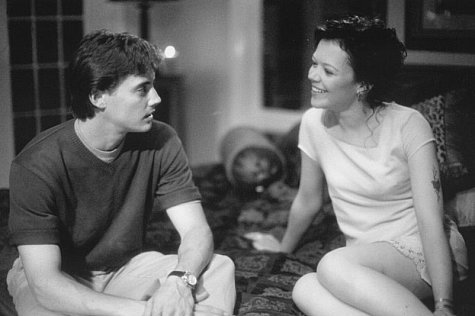 Emily Bergl and Jason London in The Rage: Carrie 2 (1999)