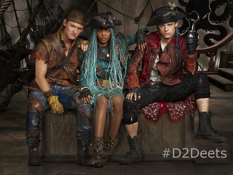 disney's descendants 2 movie - 800×600