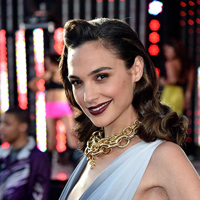 Gal Gadot at an event for Fast & Furious 6 (2013)