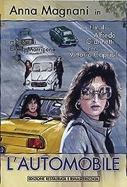 Tre donne - L'automobile Poster