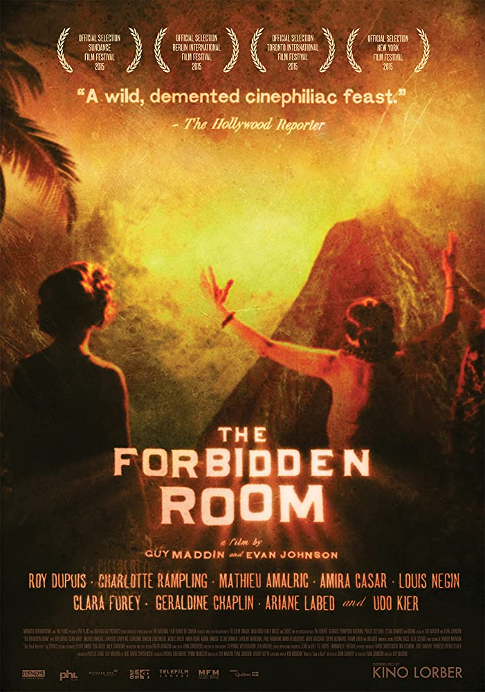 Box art for The Forbidden Room
