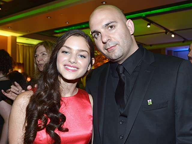 Ahmet Zappa and Odeya Rush at The Odd Life of Timothy Green (2012)