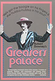 Greaser's Palace (1972) Poster - Movie Forum, Cast, Reviews
