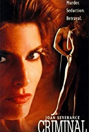 Criminal Passion (1994) Poster - Movie Forum, Cast, Reviews