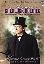 The Memoirs of Sherlock Holmes Poster - TV Show Forum, Cast, Reviews