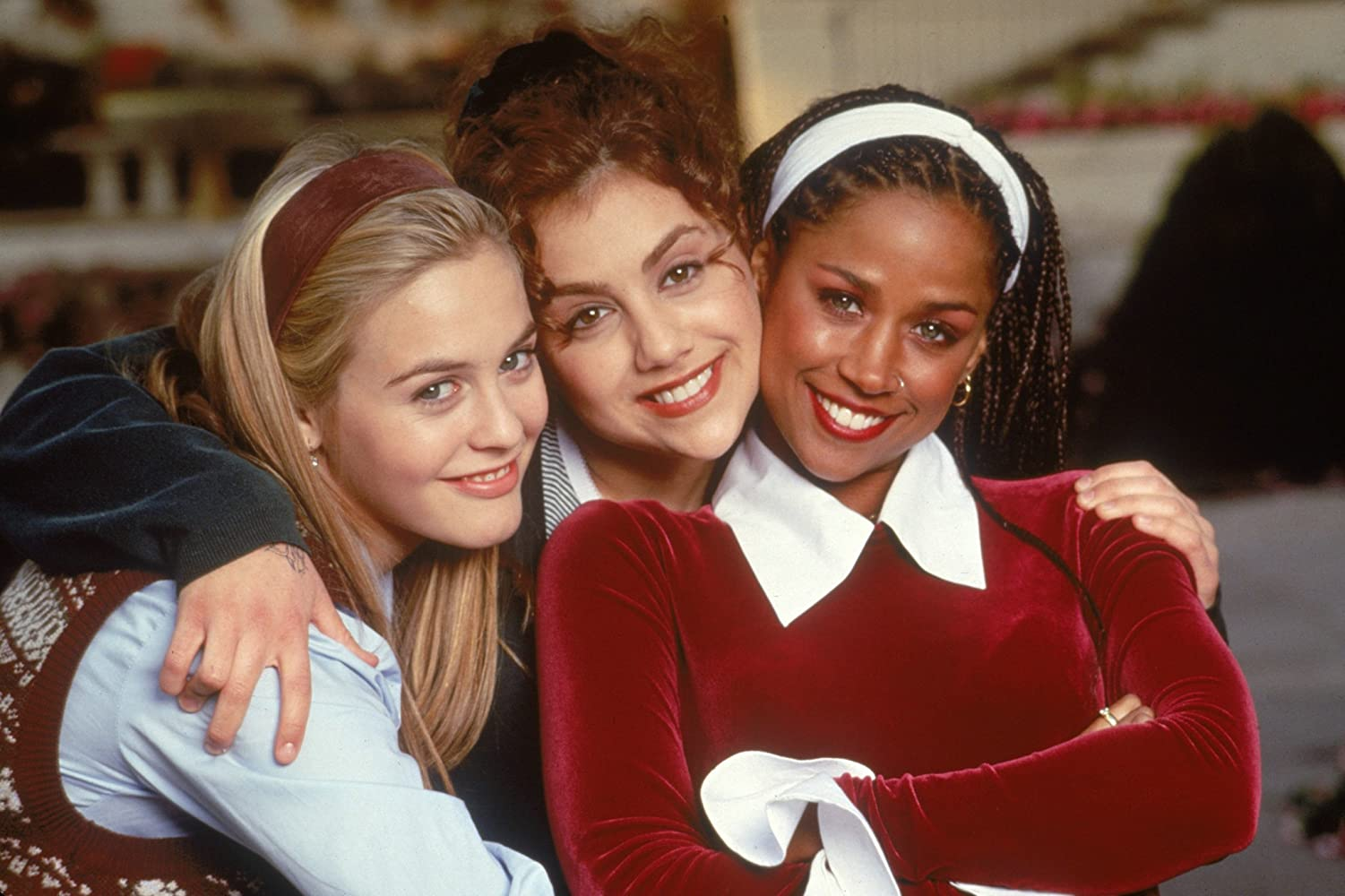 The girls from clueless