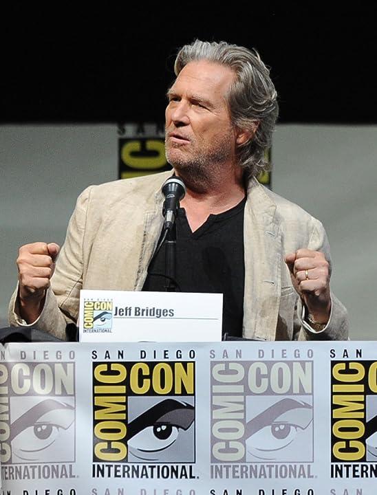 Jeff Bridges at Seventh Son (2014)