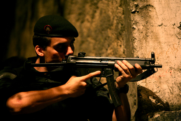 Wagner Moura in Elite Squad (2007)
