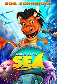 Legend of the Sea Poster