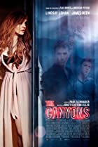 The Canyons (2013) Poster