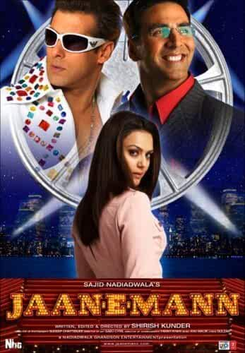 Jaan-E-Mann 2006 Full Hindi Movie 480p BlyRay 450MB