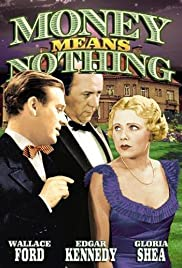 Money Means Nothing Poster