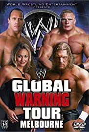 WWE Global Warning Tour: Melbourne Poster