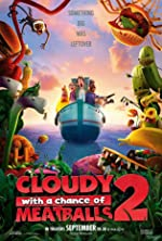 Cloudy with a Chance of Meatballs 2(2013)