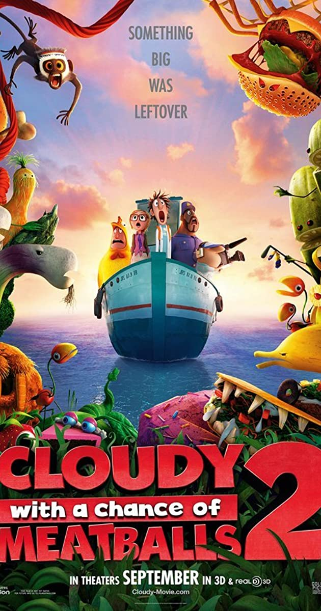 Cloudy with a Chance of Meatballs 2 2013  Trivia  IMDb