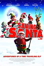 Saving Santa (2013) Poster - Movie Forum, Cast, Reviews