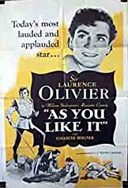 As You Like It (1936) Poster - Movie Forum, Cast, Reviews