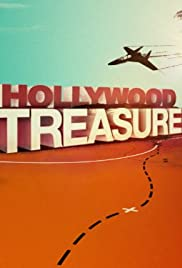 Hollywood Treasure Poster