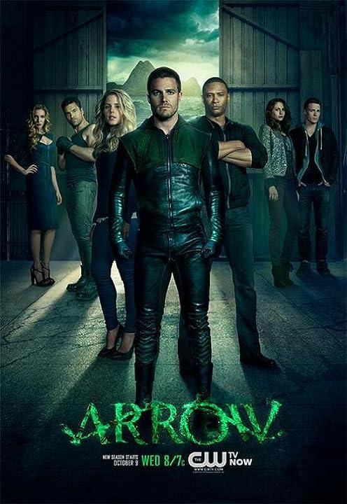 Image result for imdb Arrow TV SHOW