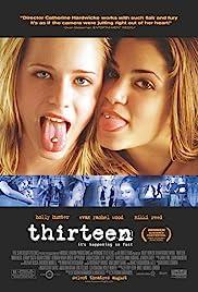 Thirteen(2003) Poster - Movie Forum, Cast, Reviews