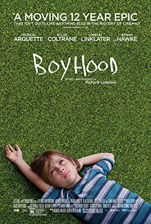 Picture of Boyhood