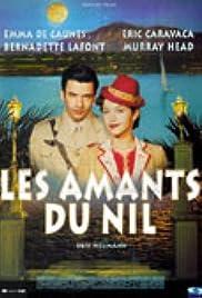 Les amants du Nil Poster