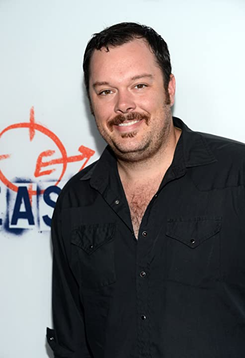 Michael Gladis at The East (2013)