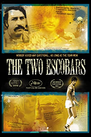 The Two Escobars - similar movie recommendations