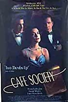 Image of Cafe Society